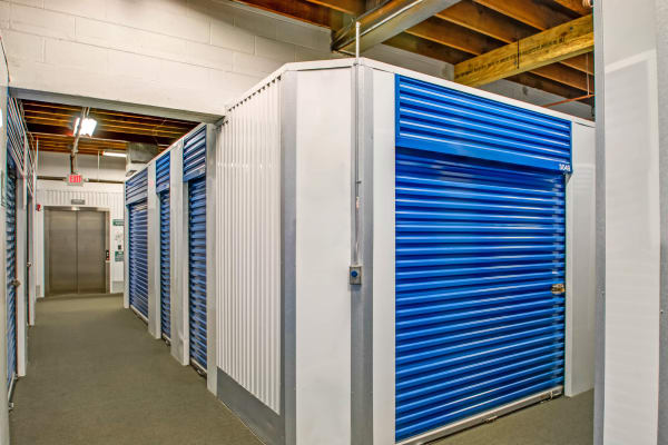 Indoor units at Metro Self Storage in Pennsauken, New Jersey