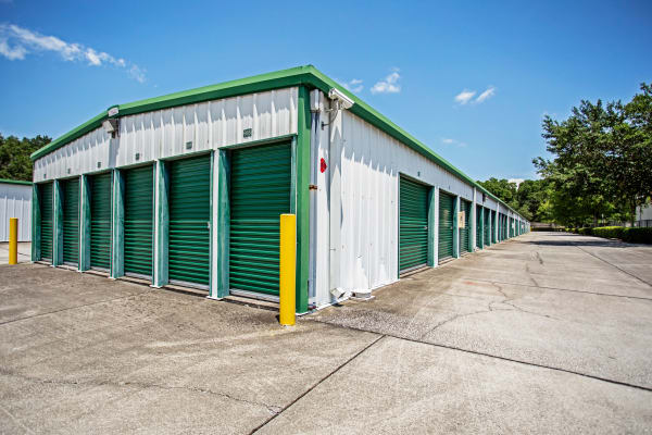 Outdoor units at Metro Self Storage in Seffner, Florida