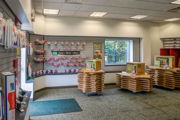 Packaging supplies at Metro Self Storage in Trevose, Pennsylvania