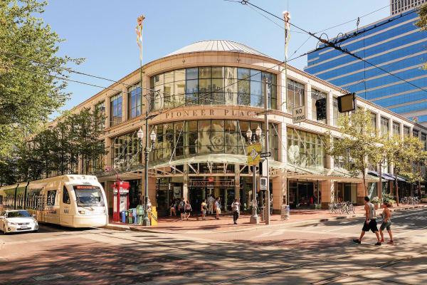 Shopping near Preserve at Sunnyside Apartments