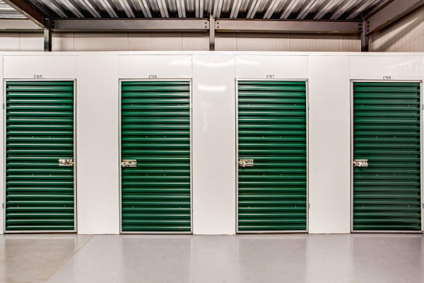 Metro Self Storage offers indoor units in West Chicago, Illinois