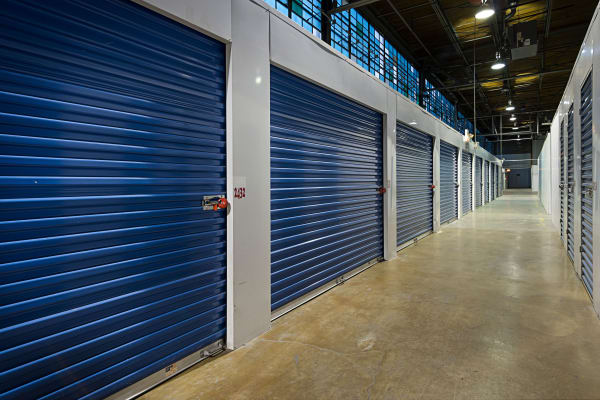 Indoor units at Metro Self Storage in Chicago, Illinois
