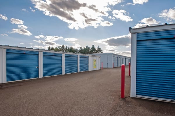 Our facility in Warminster, Pennsylvania offers outdoor units