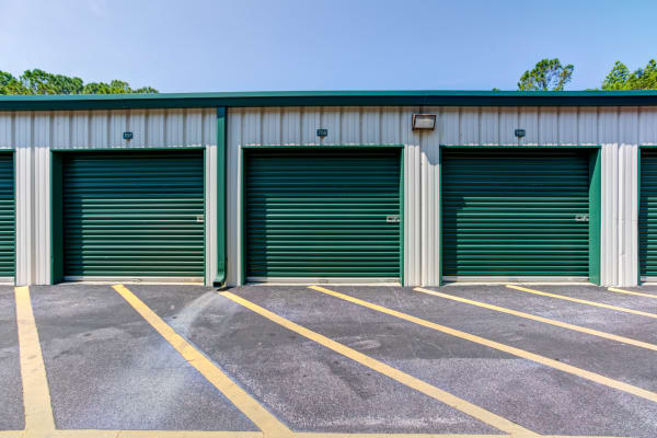 Outdoor unit at Metro Self Storage in Tampa, Florida