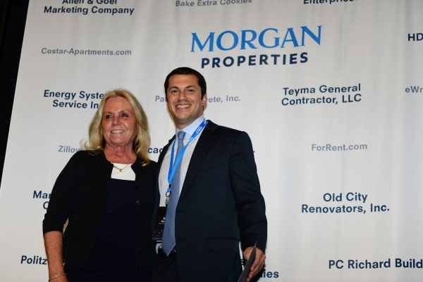 Morgan Properties has garnered 135 wins in 2017 from multifamily, real estate, workplace, and leadership award programs