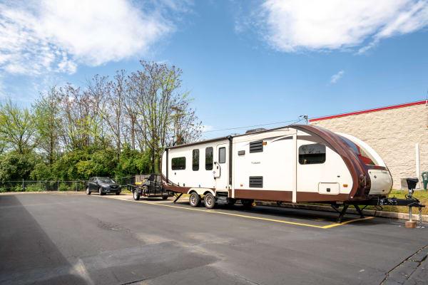 RV Parking at Metro Self Storage in Alcoa, TN