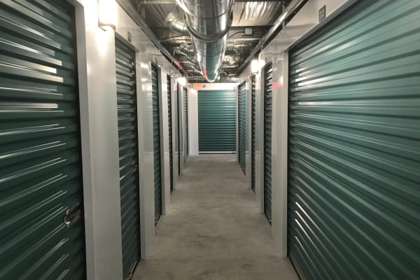 Climate controlled units at Byron Self Storage