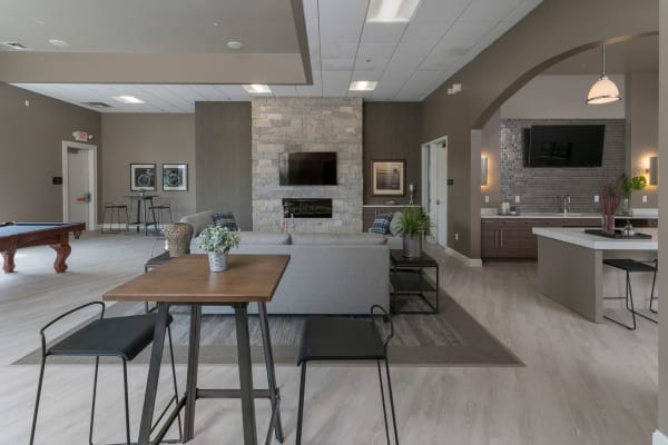 City Walk at Woodbury has lavish finishes and extensive appliances.