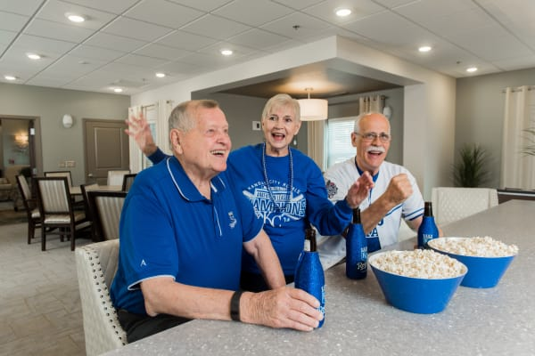 Contact our friendly senior living staff in Mission today