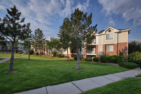 Enjoy the neighborhood at Villas at Homestead Apartments in Englewood