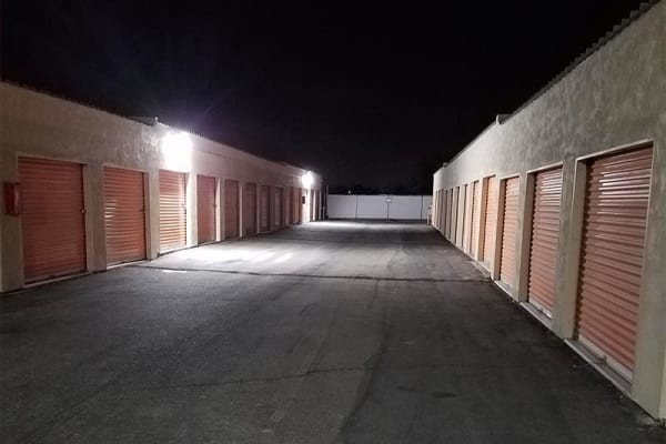 Self storage units for rent at AV Self Storage in Palmdale, CA