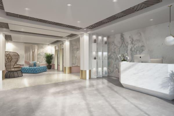 Urban Flats luxury floor plans