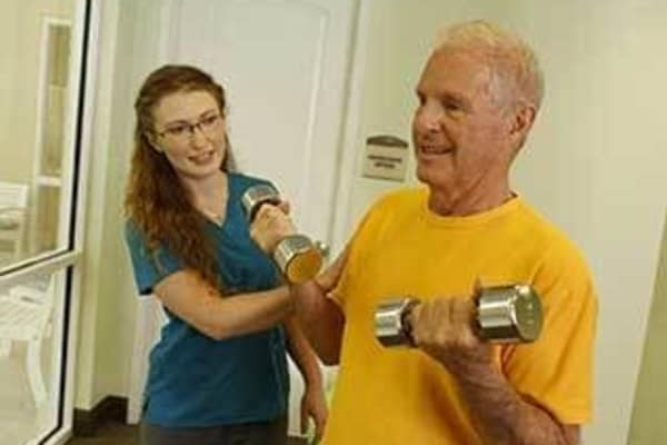 Wellness programs for seniors at Discovery Commons At Wildewood in California, Maryland