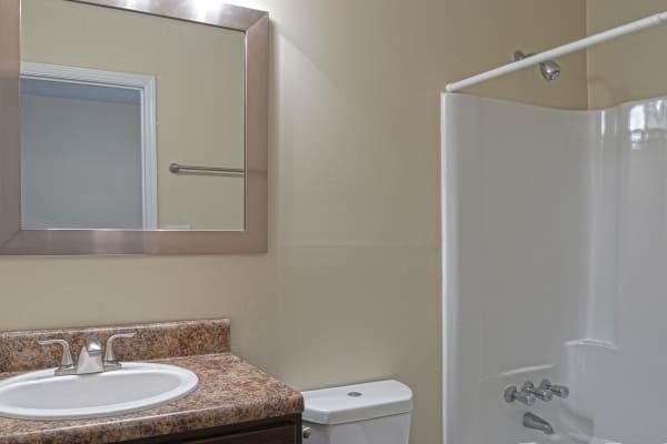 Bathroom at Retreat at Ragan Park in Macon, GA