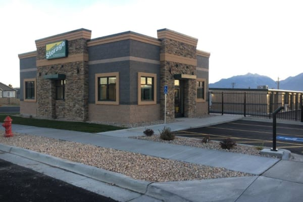 new office at Towne Storage in Riverton, UT