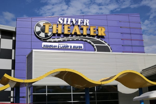 The Silver Theater was donated to the Victory Junction.