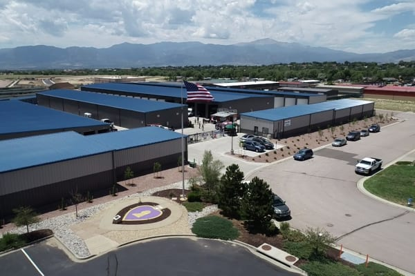 Truck rentals available at Maximum Storage RV & Self Storage in Cimarron Hills, Colorado