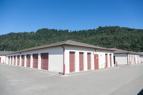 Your self storage will be safe and protected in Chilliwack