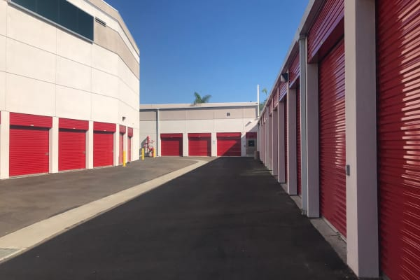 Sizes and prices of Carlsbad self storage units