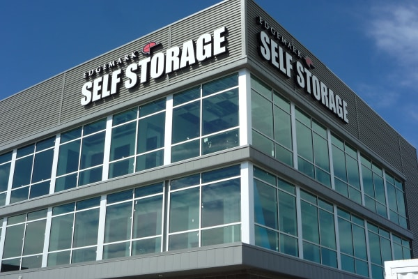 Exterior of Edgemark Self Storage - Arvada in Arvada, Colorado
