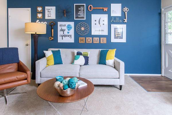 Living Room at Birchwood