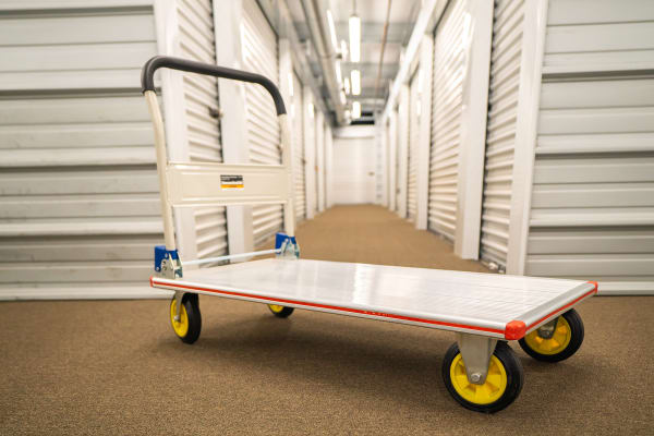 Climate Controlled options at Short North Storage