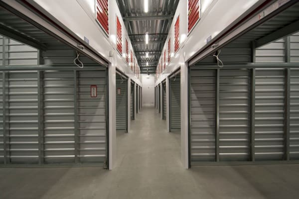 Self storage units for rent at Trojan Storage in Burbank, CA