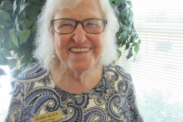 Eileen Glock at Estrella Estates Gracious Retirement Living in Goodyear, Arizona