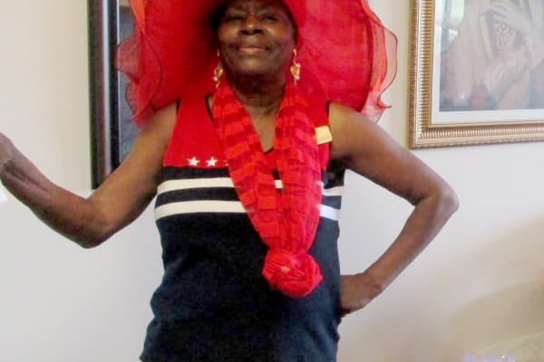 Pansy M. Parker at Estrella Estates Gracious Retirement Living in Goodyear, Arizona