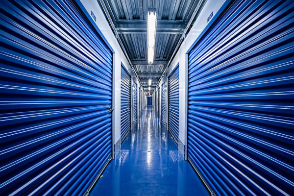 Self storage units for rent at American Self Storage in Cliffwood, New Jersey