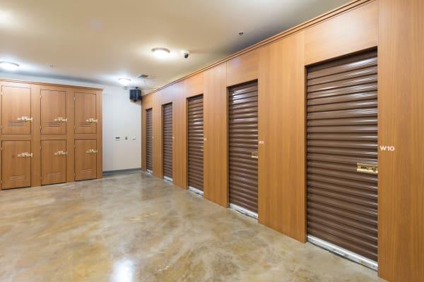 Self storage units for rent at Trojan Storage in Rocklin, California