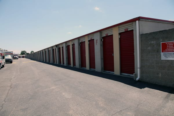 Self storage units for rent at Trojan Storage in Ontario, California