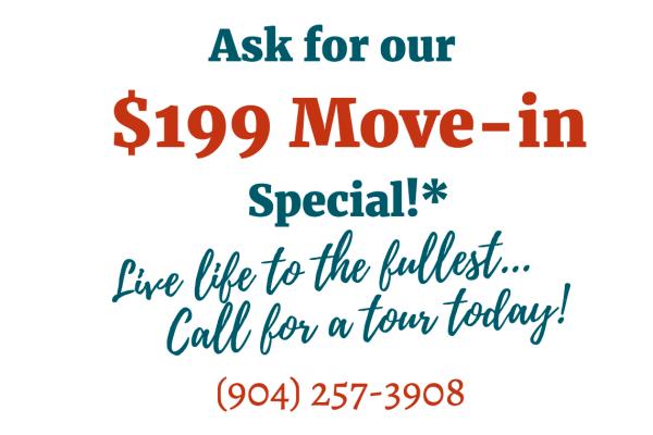 Senior living options in Jacksonville, FL
