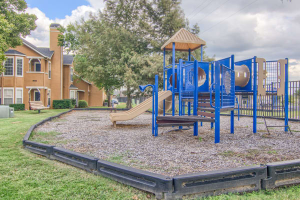 Playground at Stonehaven Villas in Tulsa, Oklahoma