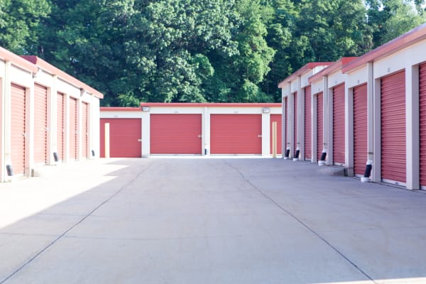 Unit Sizes and Prices at Summit Self Storage - Chapel Hill in Akron