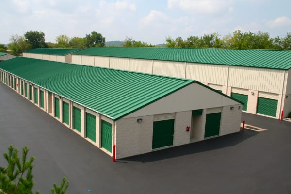 Self storage units for rent at Mallory Station Storage in Franklin, Tennessee