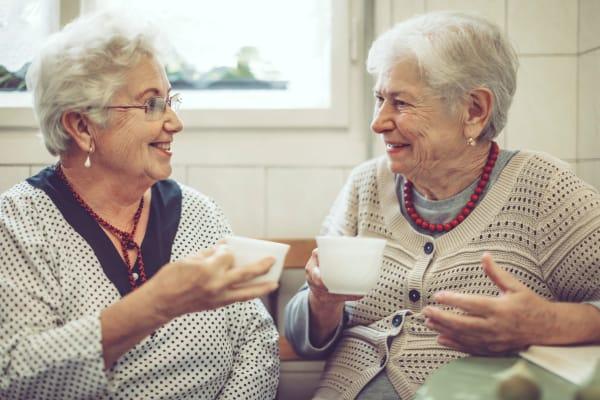 Retirement community options The Trace in Covington