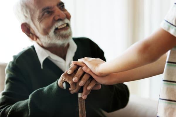 Resident at Retirement Center Management in Houston, Texas