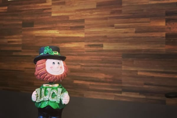 We have our winners from the leprechaun and the shamrock search! Enjoy your gift cards from Target and have a wonderful St. Patrick's Day! #winners #hideandseek #atlantastpatricks #atlantaapartments #ponceyhighland #675nhighland