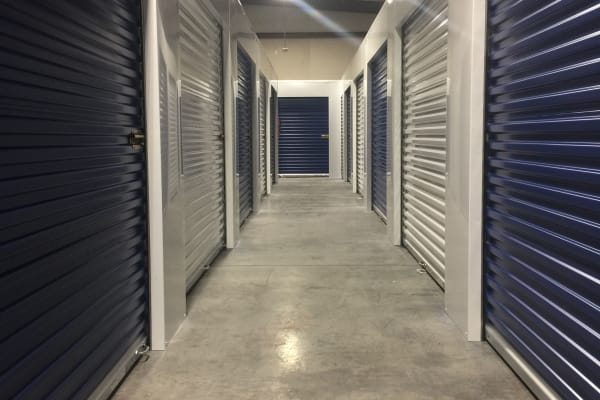 Self storage units for rent at Carolina Secure Storage in Henderson, North Carolina