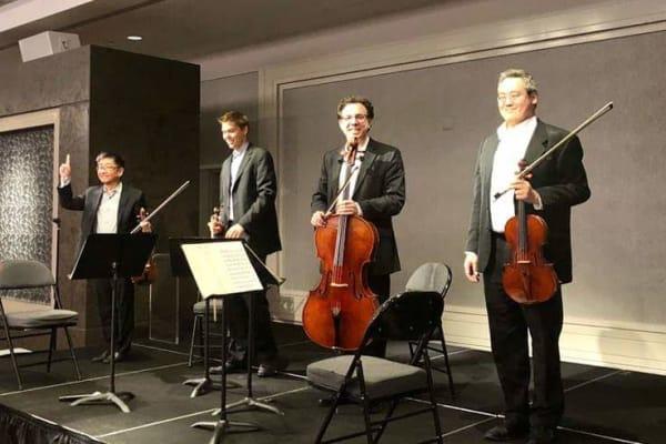 Detroit Symphony Orchestra Quartet