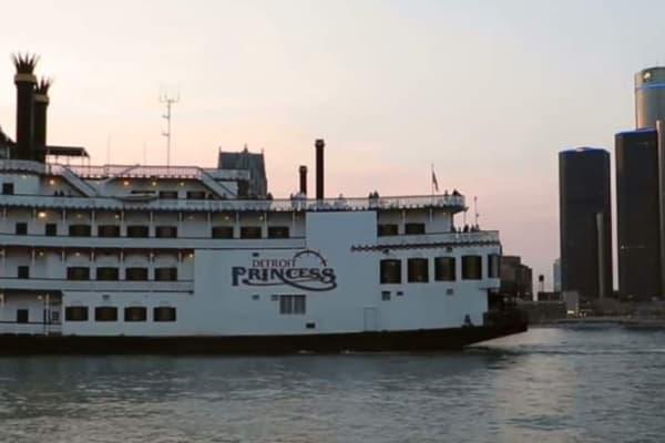 Detroit Princess Motown Cruise Outing