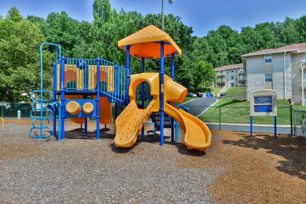 Enjoy Apartments with a Playground at Whitestone Village Apartment Homes
