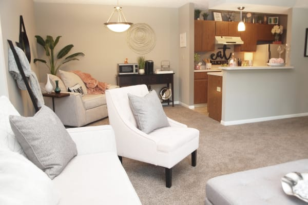 Fox Chase South offers award winning apartments