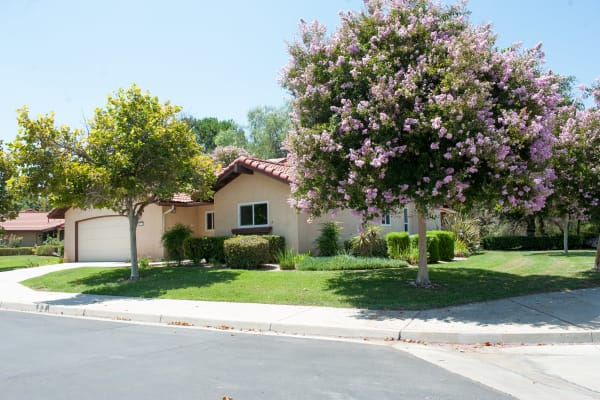 Exterior of Westmont Village in Riverside, California
