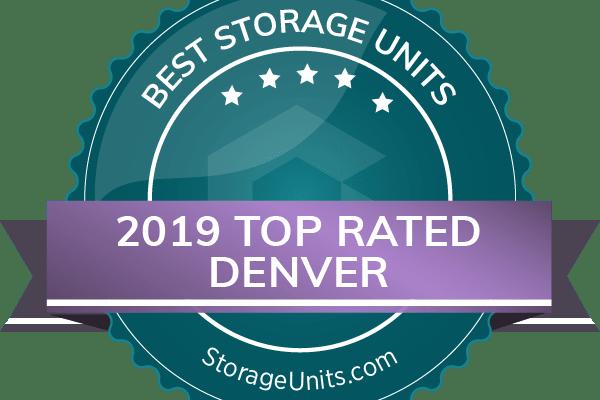 2019 Award for best storage units