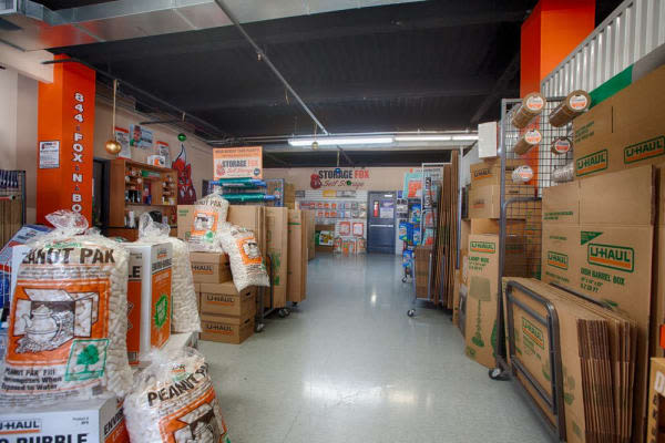 Get your packing and moving supplies with Clutter Self-Storage in Yonkers, New York