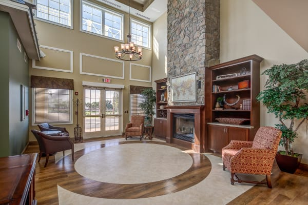 sumter place common area