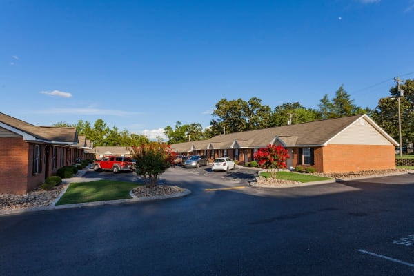 Home Place apartments in Chattanooga, Tennessee