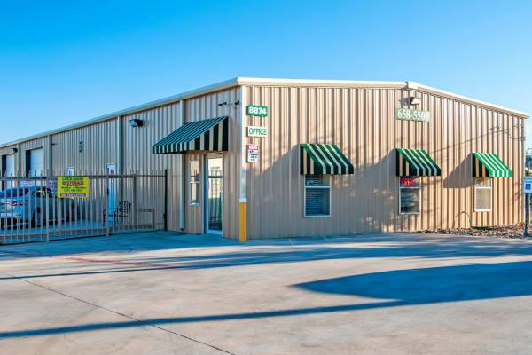 Exterior of Lockaway Storage in Converse, Texas